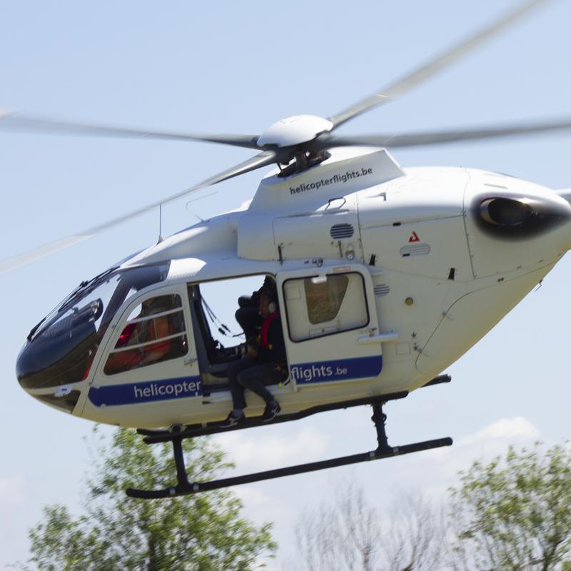 Airbus H135 - Aerial work